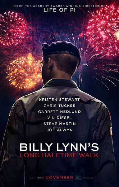 Billy Lynn's Long Halftime Show - Literative - Book Talk