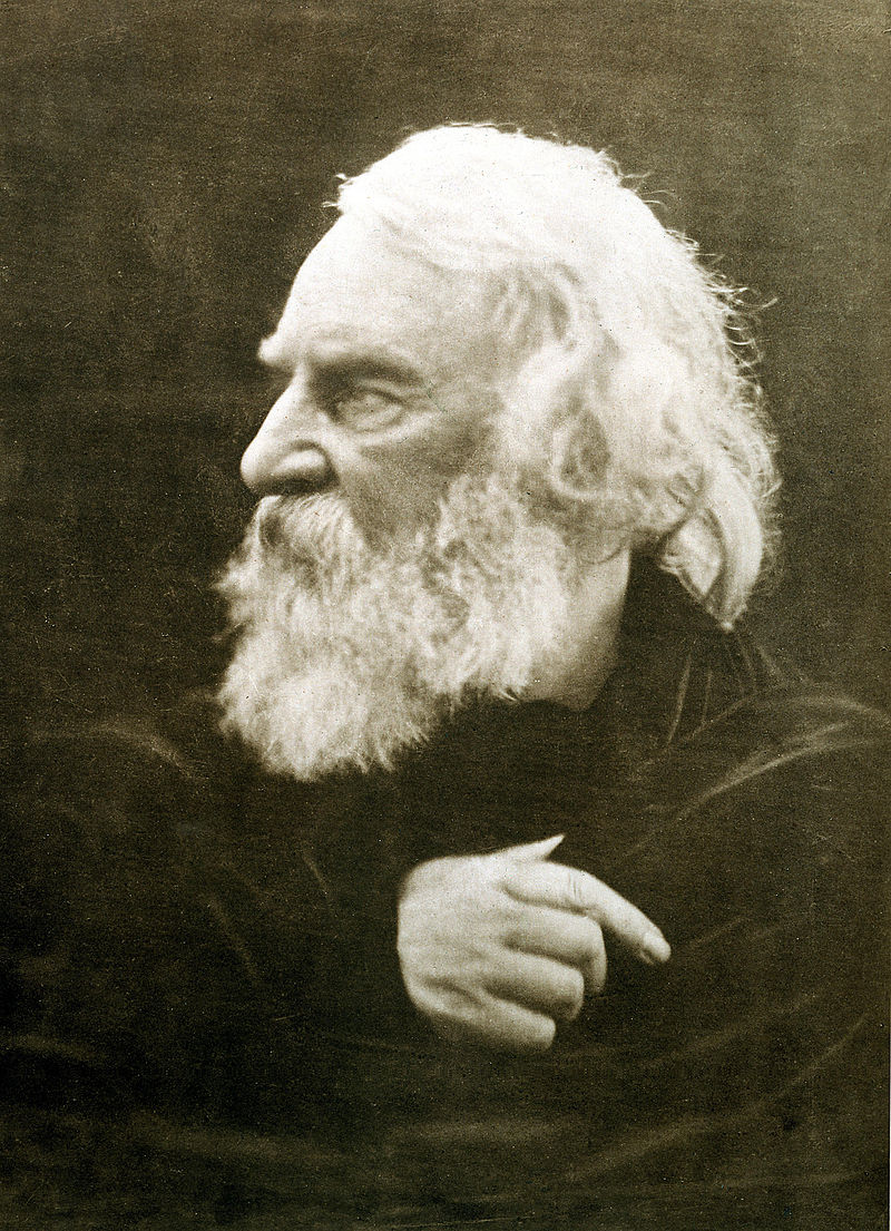 Longfellow - Literative - Author Birthday