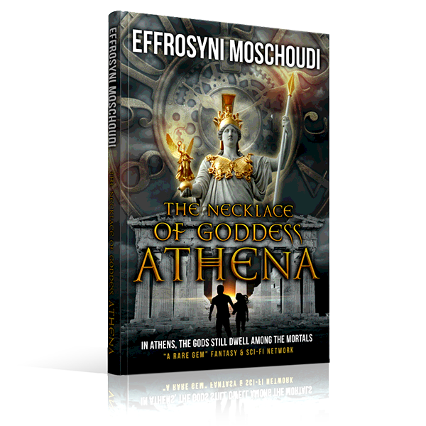 Goddess Athena 3D Book 2 - Literative
