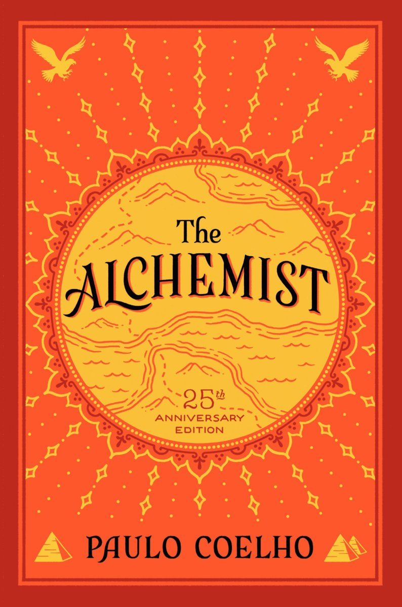 The Alchemist - Literative