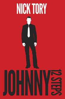 "Book cover for ""Johnny 12 Steps"""