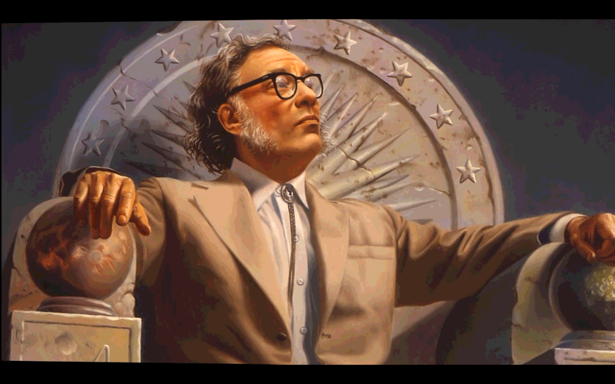 Isaac Asimov's The Last Question