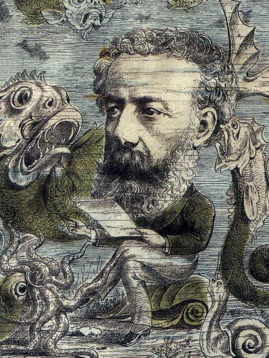 Jules Verne - Literative