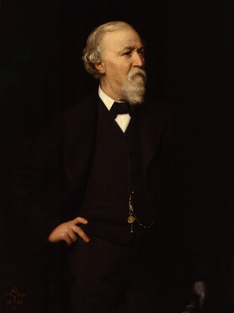 Robert Browning - Monthly Author Birthday Post - Literative
