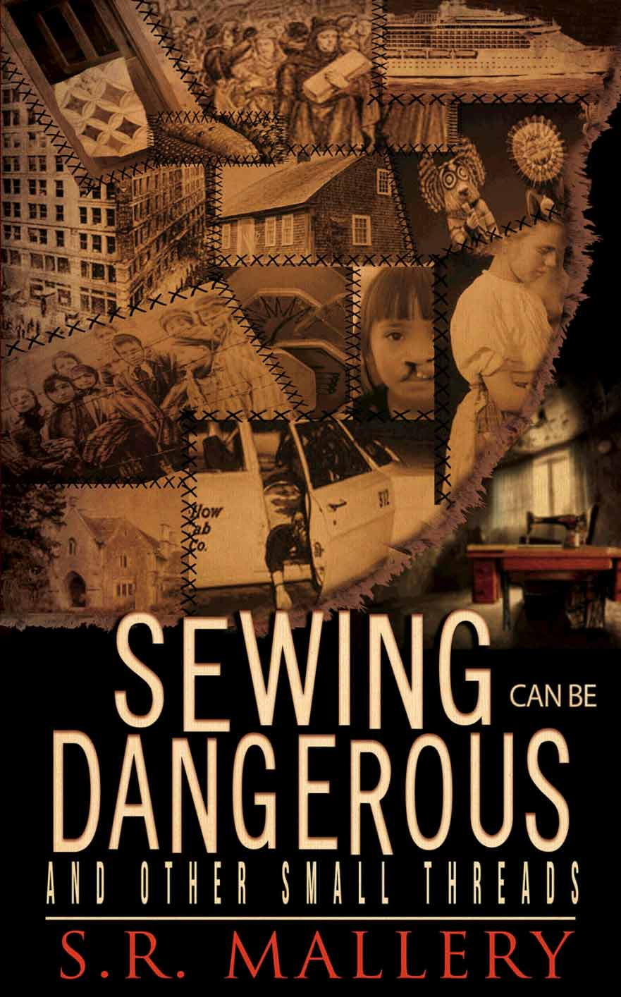 Sewing Cover - Literative