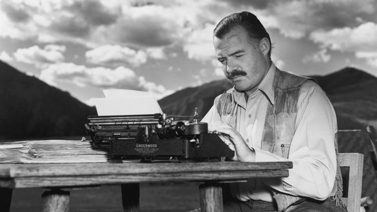 Ernest Hemingway - Literative
