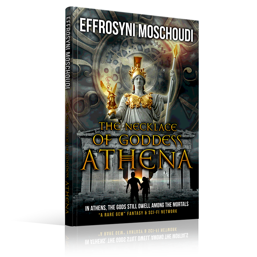 Goddess Athena 3D Book 2 - Literative