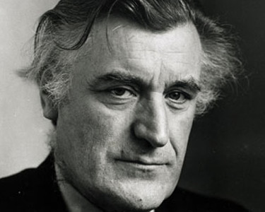 ted hughes - literative